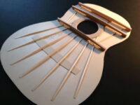 Guitar wood accessories