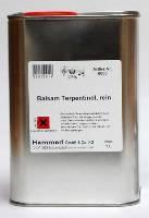 Balsams and volatile oils