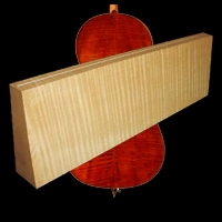 Cello maple