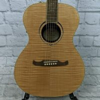Flamed maple for acoustic / classical guitar